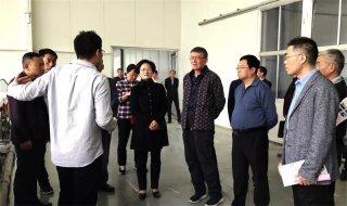云南省人大常委会农业与农村委考察组来桐 王志义等陪同